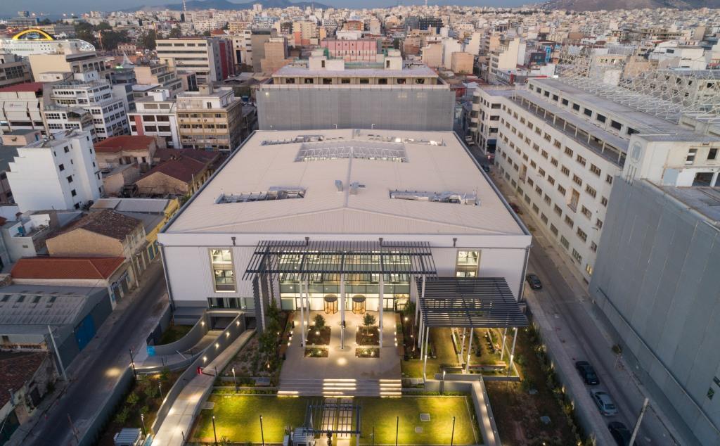 To Piraeus Port Plaza στον Πειραιά - Πηγή: Dimand