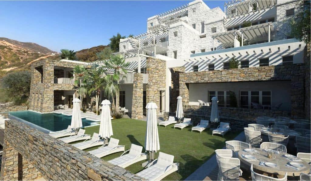 Το νέο Ydor Hotel & Spa στην Κέα - Πηγή: Ydor Hotel & Spa
