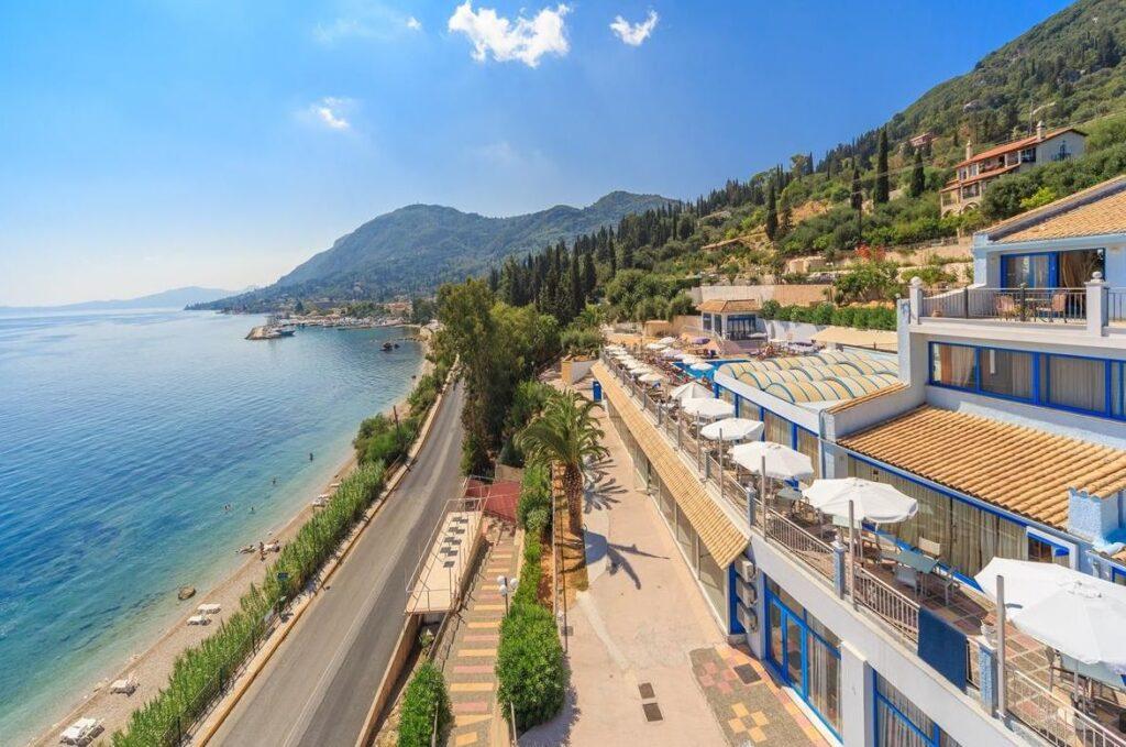Το ξενοδοχείο Grande Mare Hotel, Spa & Wellness στην Κέρκυρα - Πηγή: Grande Mare