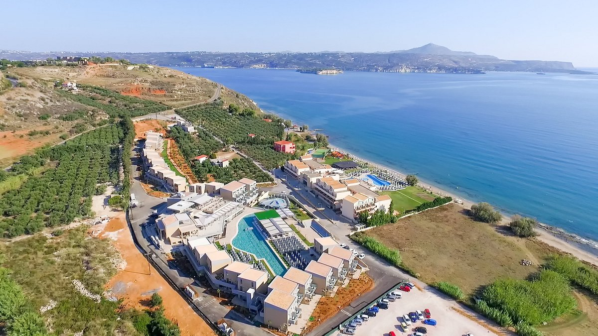 Το ξενοδοχείο Kiani Beach Resort - Πηγή: Kiani Beach Resort