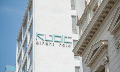 To Kubic Hotel στην Αγίου Κωνσταντίνου, κοντά στην Ομόνοια - Πηγή: Kubic Hotel