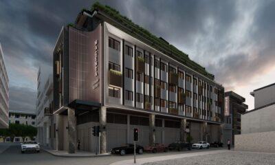 To Magenta Luxury Suites & Suites Old Center στην Αγησιλάου - Πηγή: Casa Alta