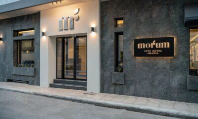 Το Morum City Hotel Chania στο κέντρο των Χανίων - Πηγή: Morum Hotels & Apartments