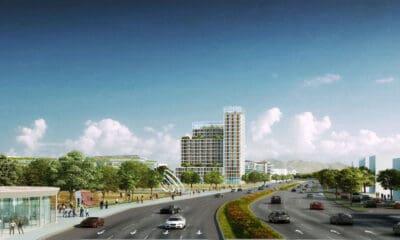 Οι Πύργοι στο Ελληνικό - Πηγή: Lamda Development