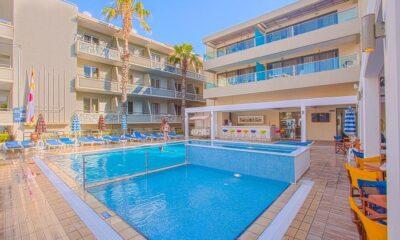 Το ξενοδοχείο Philippion Hotel & Apartments στην Κω - Πηγή: Philippion Hotel