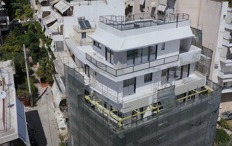 H νέα οικιστική επένδυση της Ten Brinke στην Αθήνα - Πηγή: Ten Brinke