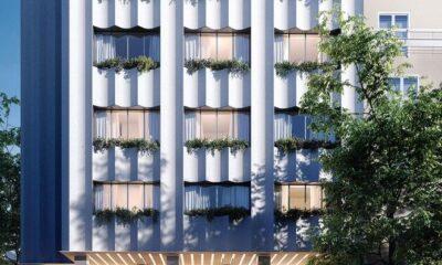 Το νέο ξενοδοχείο Anda Hotel Athens της Radisson στο Κολωνάκι - Πηγή: Radisson Hotels Group
