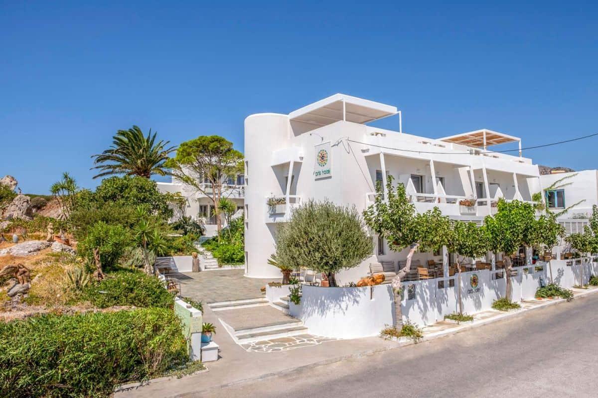 Το ξενοδοχείο Aris Hotel στην Παλαιοχώρα Χανίων - Πηγή: Aris Hotel