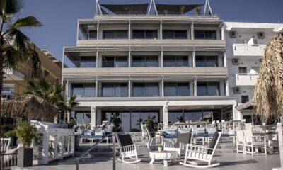 Το ξενοδοχείο Cretan Blue Beach Hotel στο Ηράκλειο - Πηγή: Cretan Blue Beach Hotel