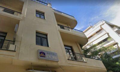 To πρώην ξενοδοχείο Best Western Dore στην Κυψέλη