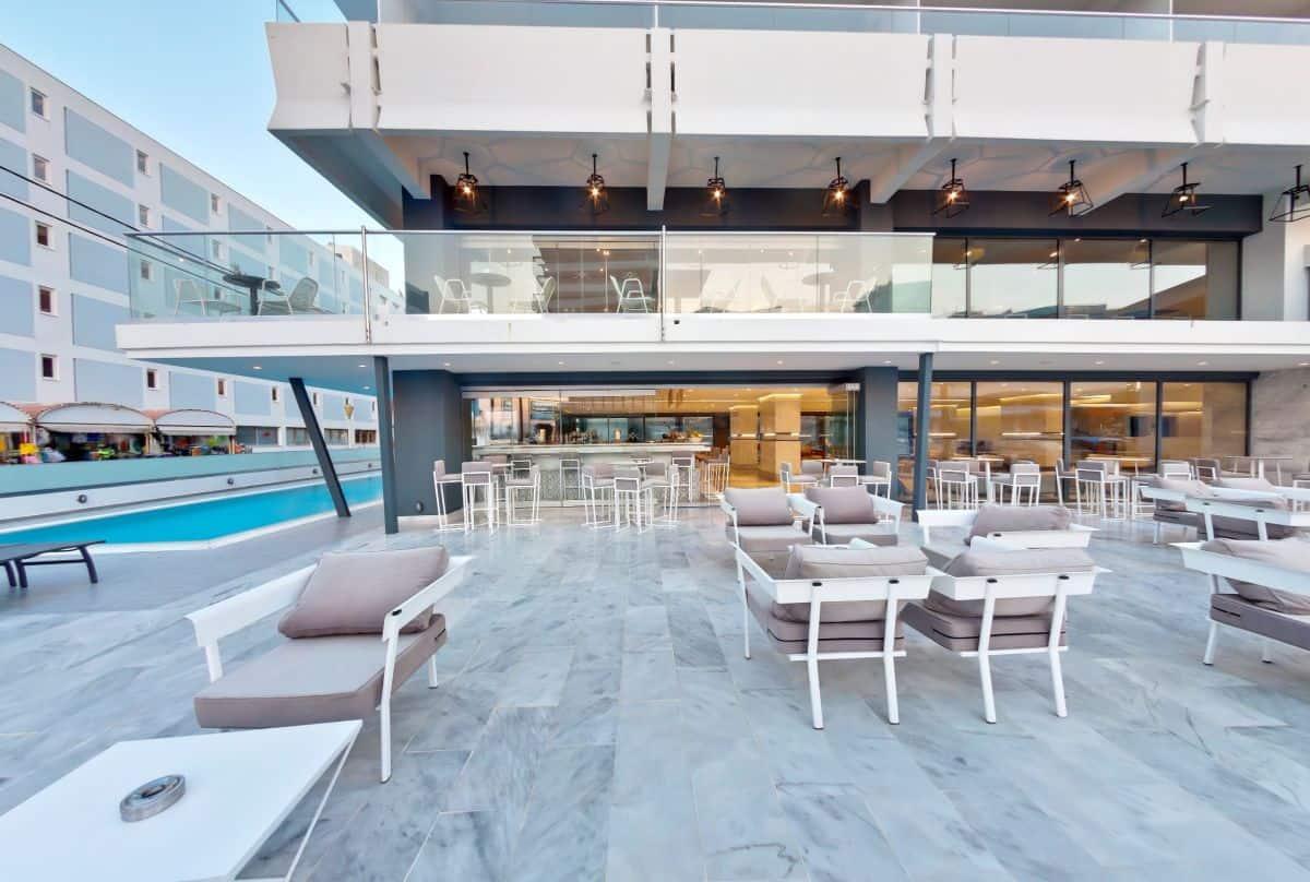 Το 4 αστέρων city hotel Mercure Rhodes Alexia στη Ρόδο - Πηγή: Accor