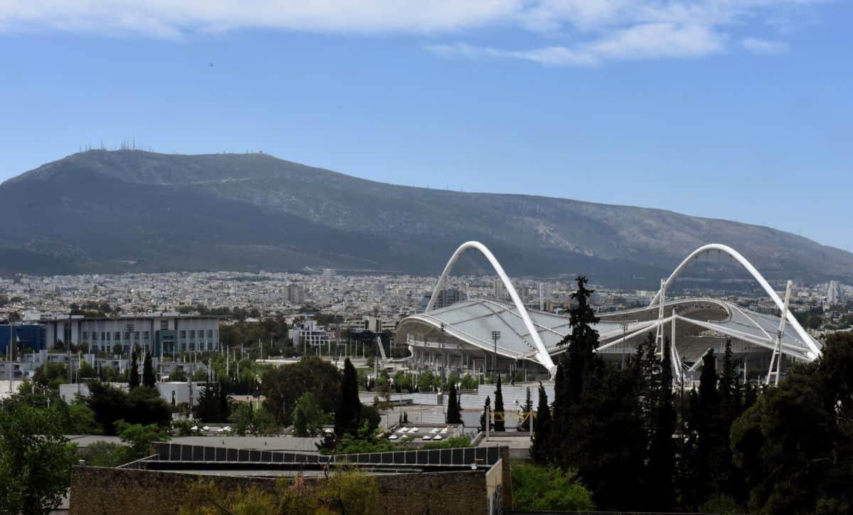 Το ΟΑΚΑ στο Μαρούσι - Πηγή: ΤΑΤΙΑΝΑ ΜΠΟΛΑΡΗ/EUROKINISSI