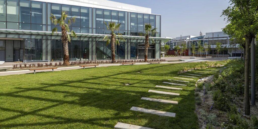 Το νέο River West Open στον Κηφισό - Πηγή: Noval Property