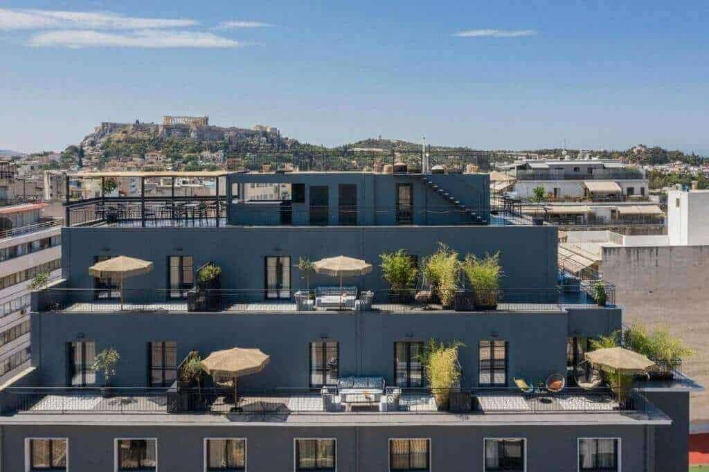 To νέο 4άστερο ξενοδοχείο Soul Athens - Πηγή: Soul Athens