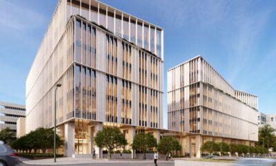 Το νέο συγκρότημα κτιρίων γραφείων στη Λεωφόρο Συγγρού - Πηγή: Prodea Investments