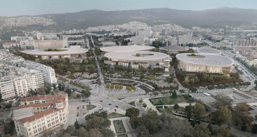 Η μεγάλη ανάπλαση της ΔΕΘ που θα μετονομαστεί σε ConfEx Park