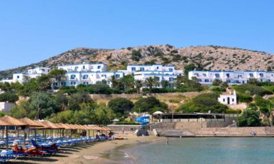 Το ξενοδοχείο 4 αστέρων Dolphin Bay στη Σύρο - Πηγή: Dolphin Bay