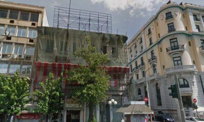 Το ιστορικό ξενοδοχείο Πειραιεύς στο λιμάνι του Πειραιά