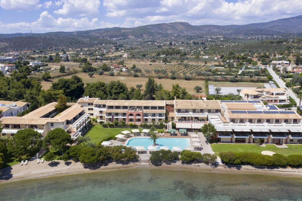 Το 5άστερο Negroponte Resort Eretria στην Εύβοια - Πηγή: Negroponte Resort Eretria