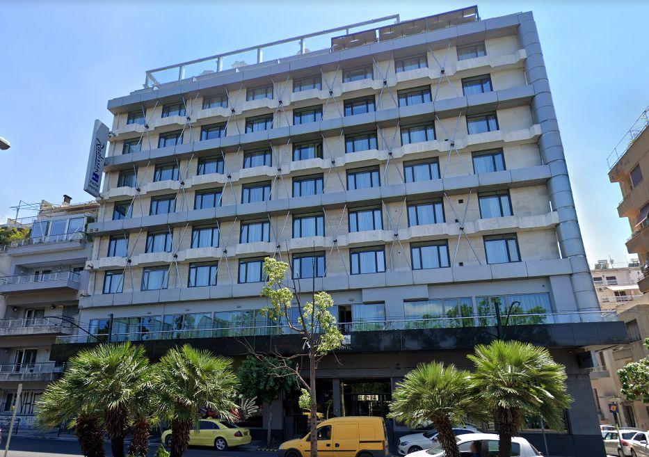 Το ξενοδοχείο 5 αστέρων Radisson Blu Park Hotel στο Πεδίον του Άρεως