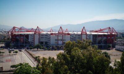 Το ακίνητο της πρώην ΒΕΛΚΑ στο Φάληρο - Πηγή: Αντώνης Νικολόπουλος / Eurokinissi