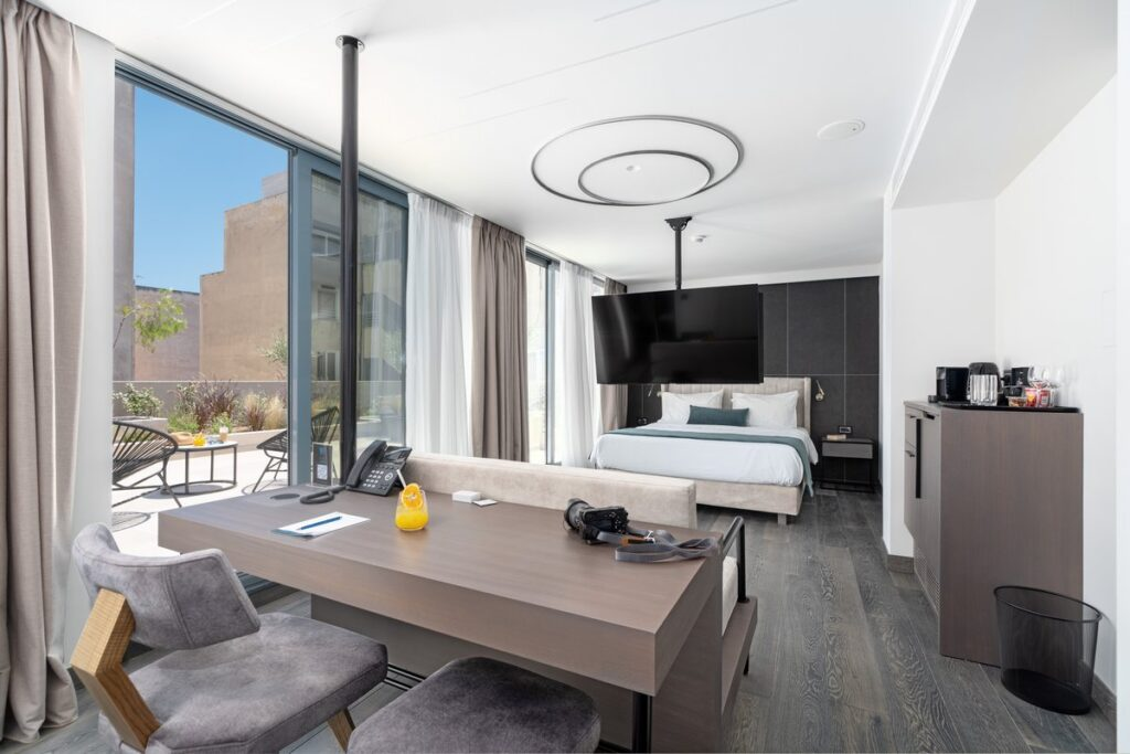 To 5 αστέρων Hellenic Vibes Smart Hotel - Πηγή: Hellenic Vibes