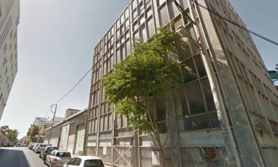 Τα κτίρια που θα μετατραπούν σε ξενοδοχεία στην οδό Παπαστράτου στον Πειραιά
