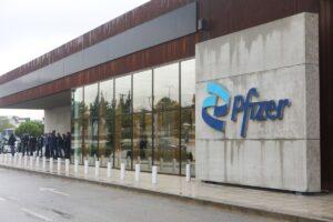 Το νέο Κέντρο Καινοτομίας της Pfizer στην Ανατολική Θεσσαλονίκη - Πηγή: Βασίλης Βερβερίδης / Motion Team